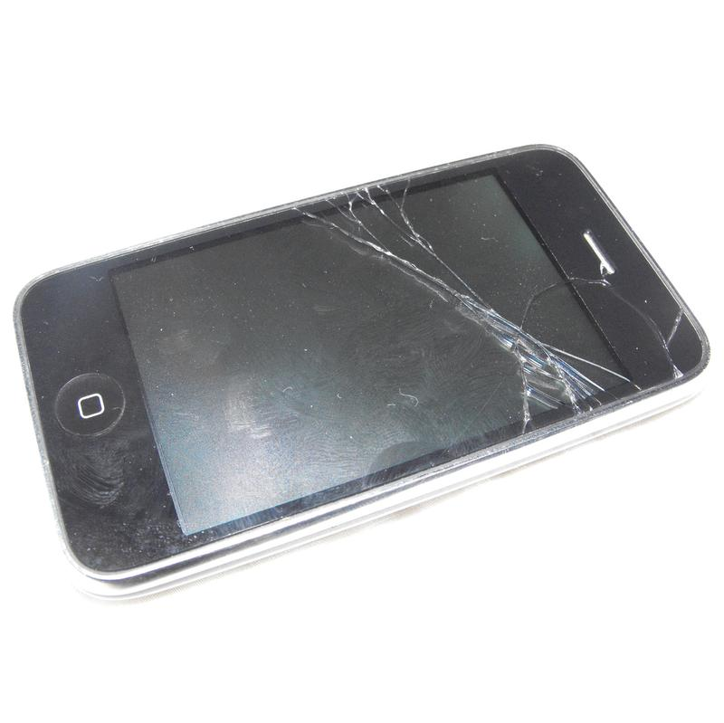 How I broke my iPhone 3G