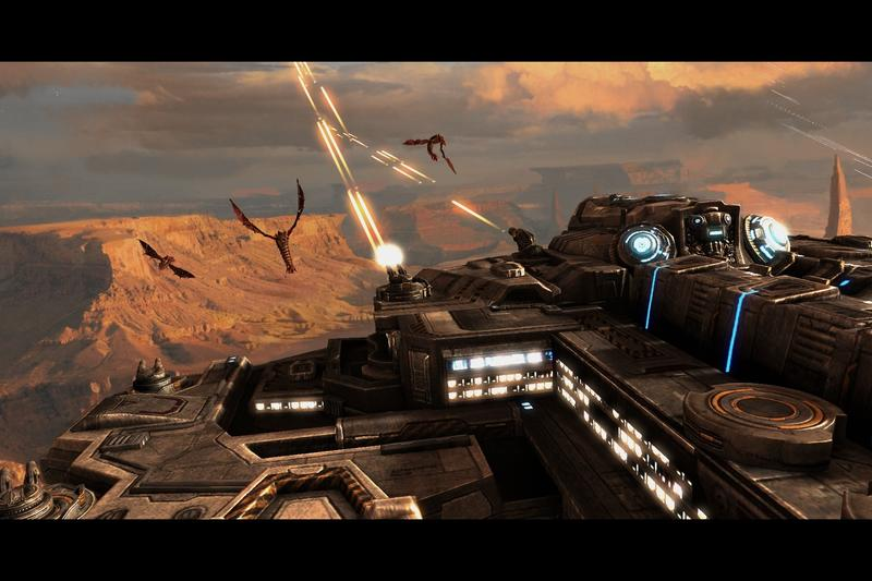 Starcraft 2: Wings of Liberty single player screenshots