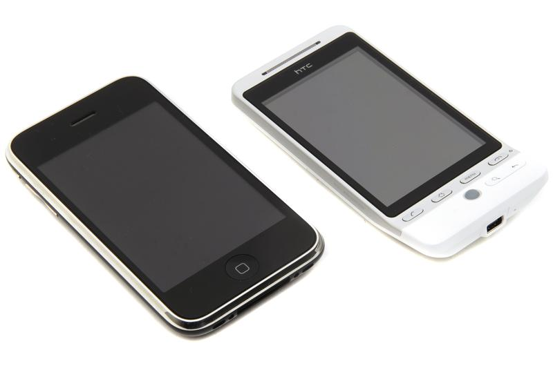 In pictures: HTC Hero vs iPhone 3GS