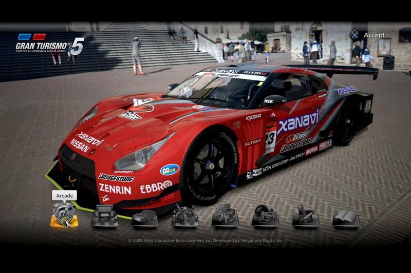 Sony unleashes first Gran Turismo 5 screenshots