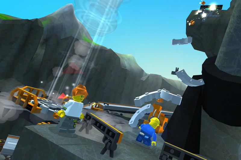 Gallery: Lego Universe screenshots