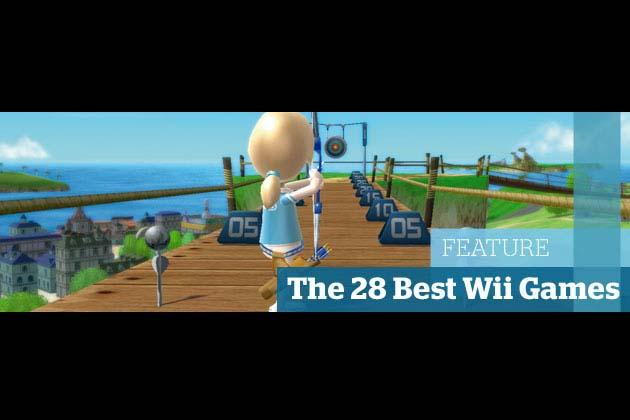 The 28 best Wii games
