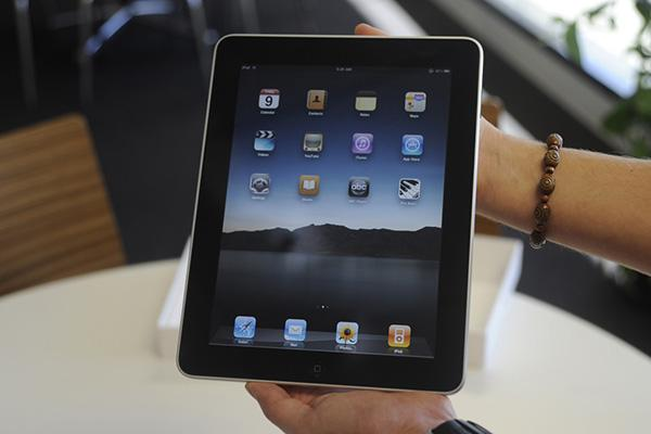 In pictures: iPad unboxing!