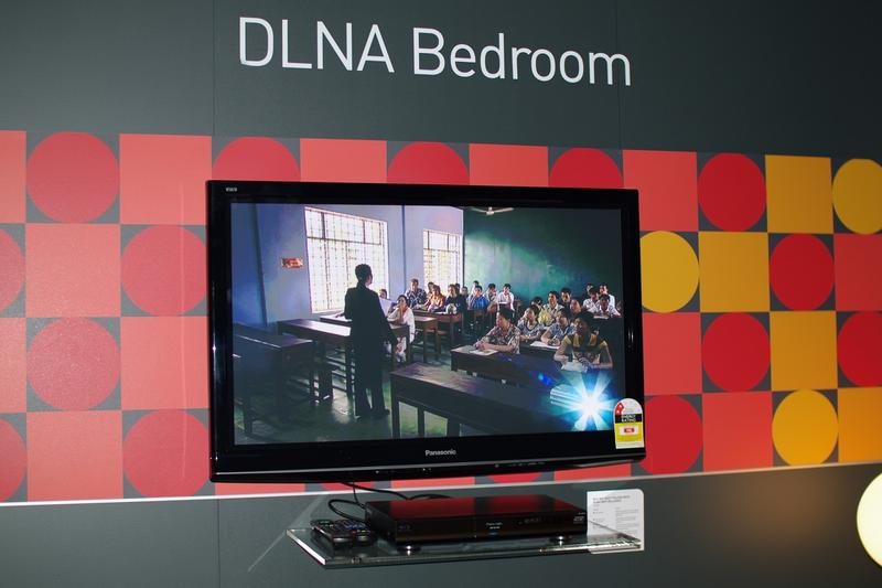 Up close: Panasonic's 2010 3D TVs