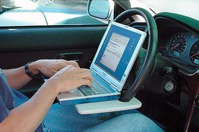 The craziest in-car automotive gadgets