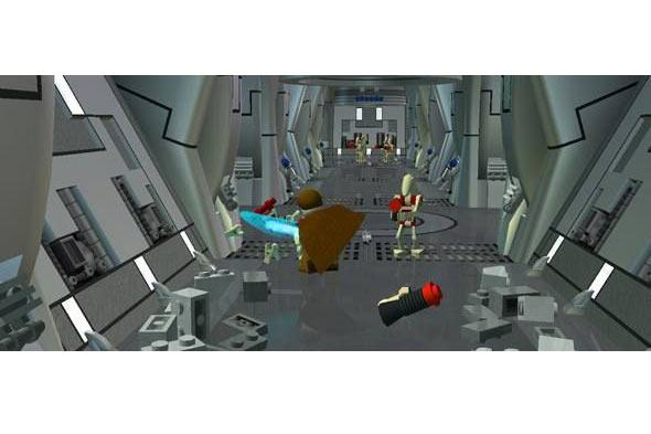Star Wars video games: A visual history