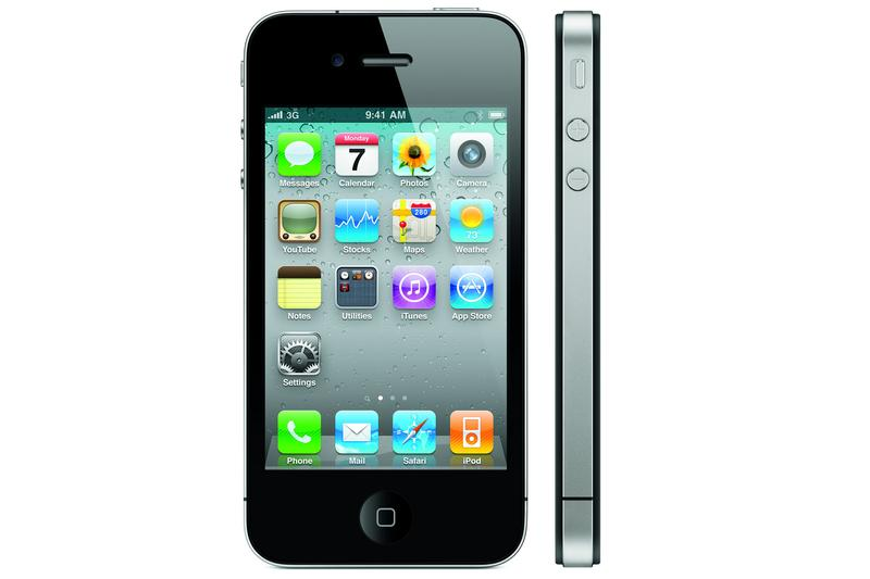 Meet Apple's iPhone 4