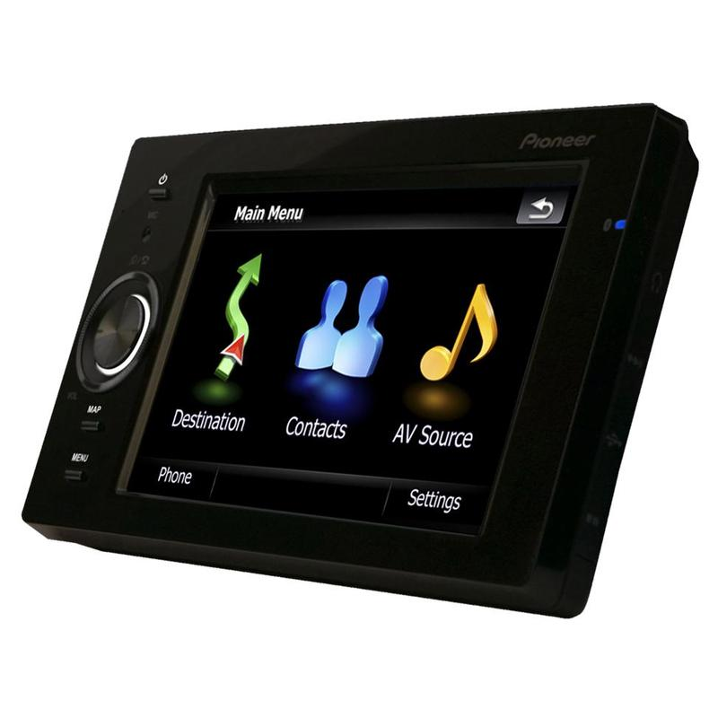 In Pictures: Pioneer Electronics Australia announces a new versatile navigation system