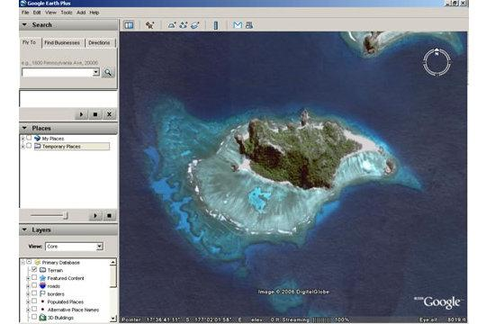 10 cool things you can do with Google Earth