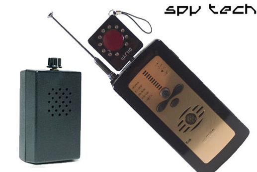12 top spy gadgets