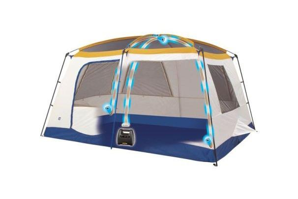 Camping tech: Outdoor gadget excess