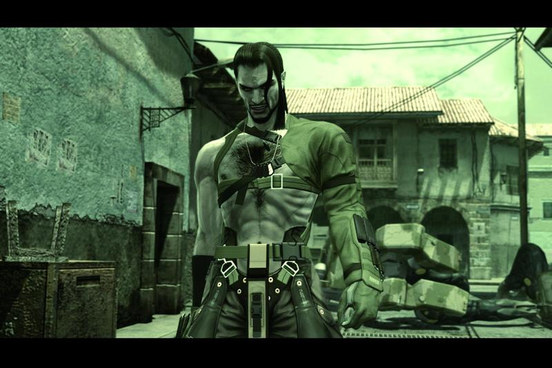 In Pictures: Metal Gear Solid 4: Guns of the Patriots