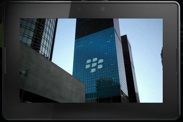 Gallery: Meet RIM's BlackBerry PlayBook tablet