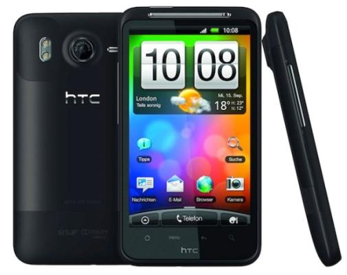 IN PICTURES; HTC Desire HD launch