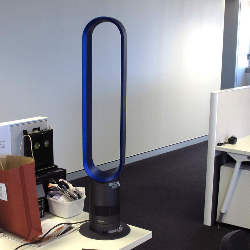 Unboxing: Dyson's AM03 Pedestal Fan 'air multiplier'
