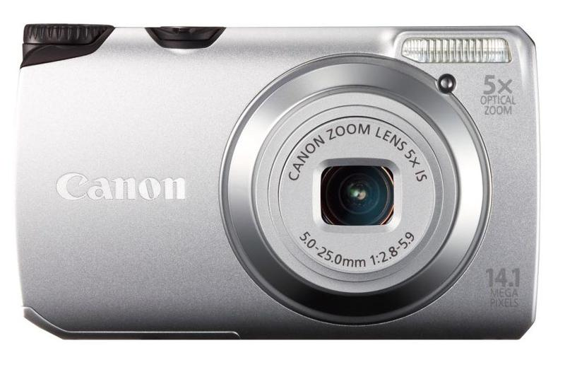 Canon unveils new PowerShot digital cameras
