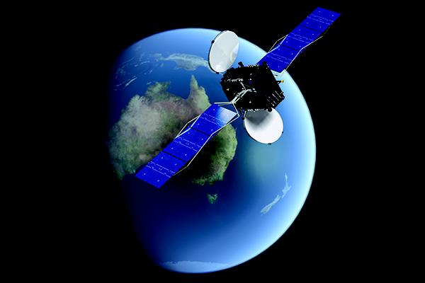 Optus: 25 years of satellite technology