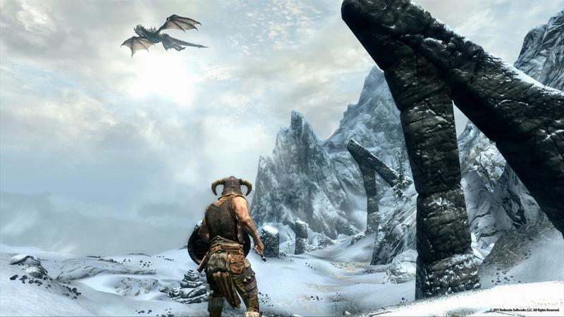 The Elder Scrolls V: Skyrim - screenshots