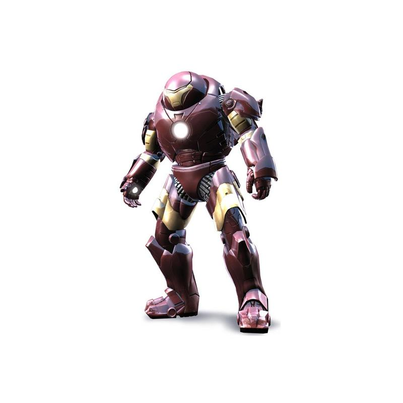 Iron Man: the game