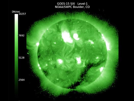 In Pictures: What's up with these solar storms?