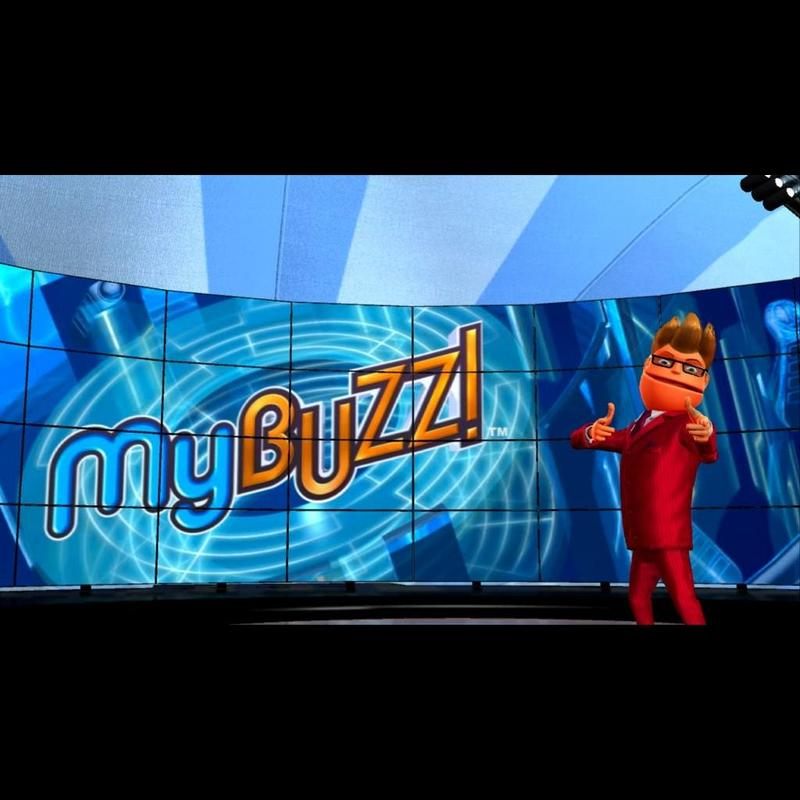 In pictures: Buzz! Quiz TV