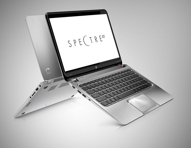 In pictures: HP's new ENVY Spectre XT Ultrabook