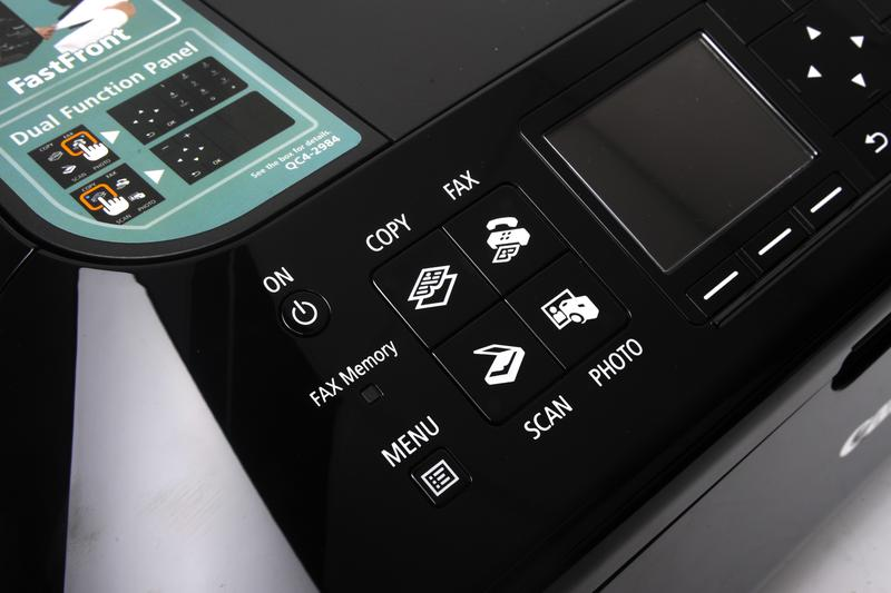 In Pictures: Canon PIXMA MX516 printer