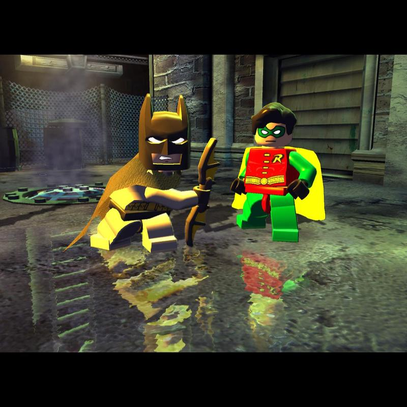It's Lego! It's Batman! It's Lego Batman!