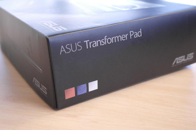 In pictures: ASUS Transformer Pad TF300 unboxing