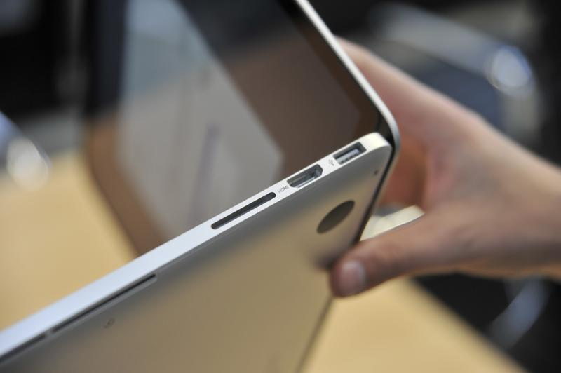 In pictures: Apple MacBook Pro with Retina display unboxing