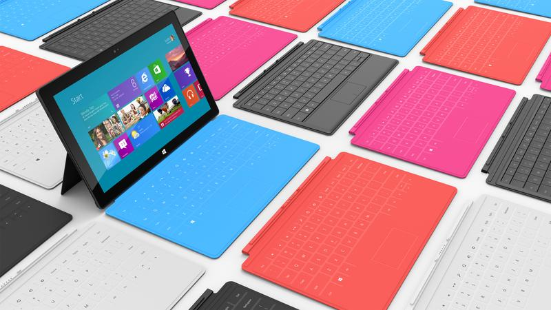 Microsoft announces new 'Surface' tablet PC ( + slideshow)