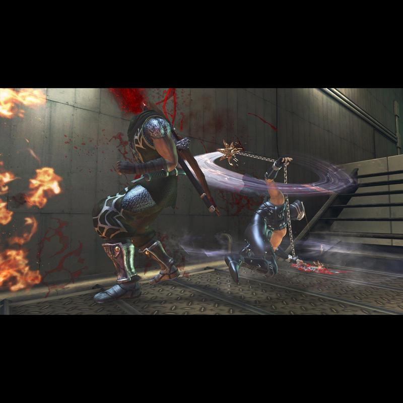 In pictures: Ninja Gaiden II