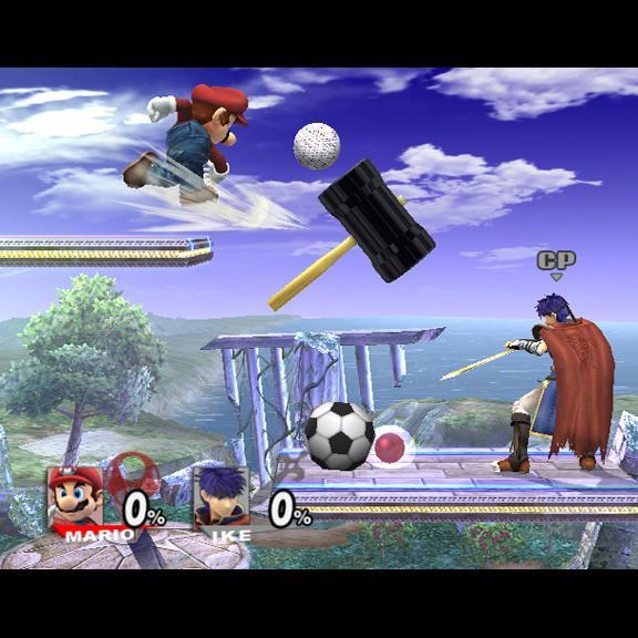 In pictures: Super Smash Bros. Brawl