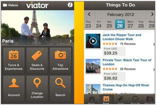 In Pictures: 10 great Android and iOS travel apps