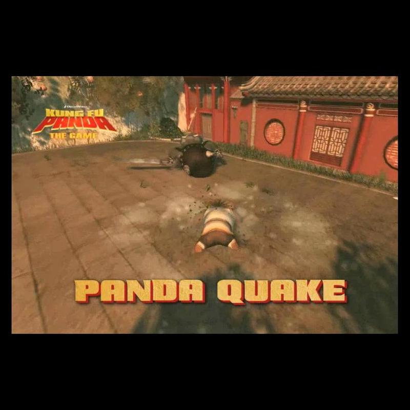 Kung Fu Panda: The Game