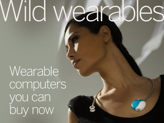 In Pictures: The wild world of wearable computers