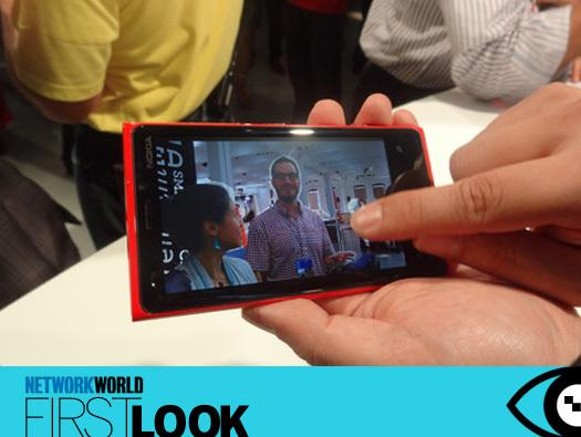 In Pictures: First look - Nokia's new Windows Phone 8 smartphones
