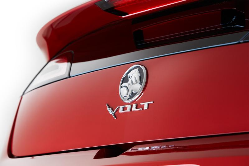 In pictures: Holden's first electric car, the Holden Volt