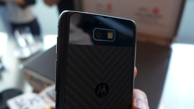 In pictures: Motorola launches RAZR HD, RAZR M Android phones