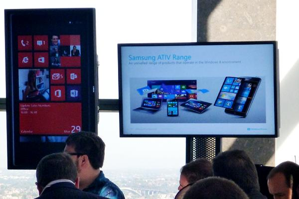 IN PICTURES: Windows Phone 8 Sydney launch