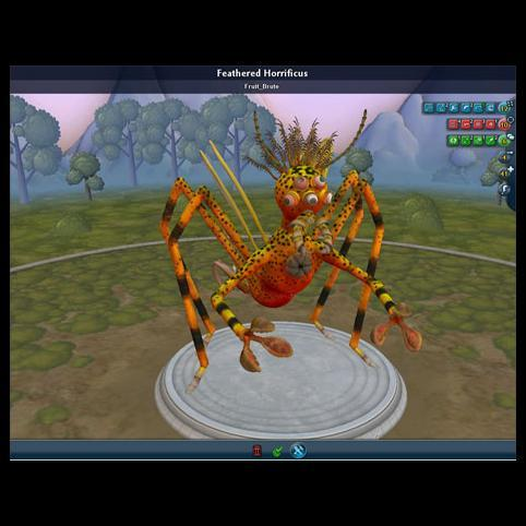 How to create the freakiest creatures in Spore