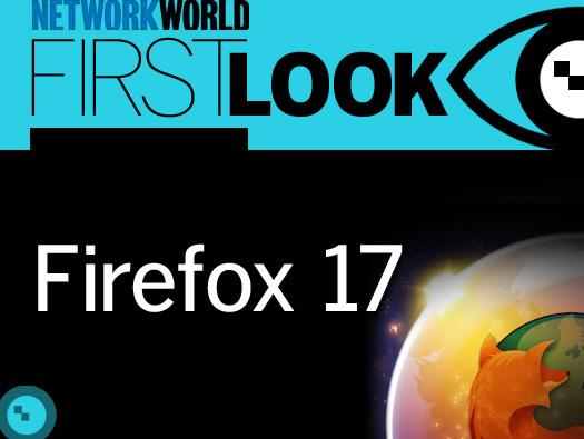 In Pictures: Firefox 17