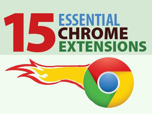 In Pictures: 15 essential Chrome extensions for power users