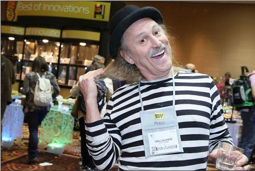 In Pictures: Most glamorous CES 2013 celebrity sightings