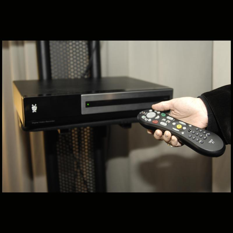The TiVo HD: interface and features