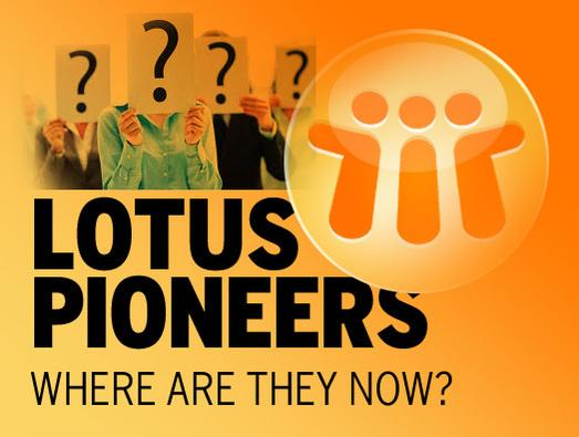 In Pictures: Lotus pioneers. Where are they now?