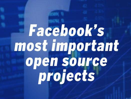 In Pictures: Facebook's most important open source projects