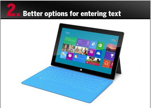 In Pictures: 10 reasons why the Surface RT beats the iPad with Retina display
