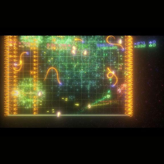 Geometry Wars 2: Retro Evolved