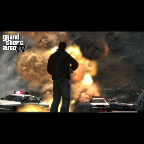 In pictures: GTA IV for PC